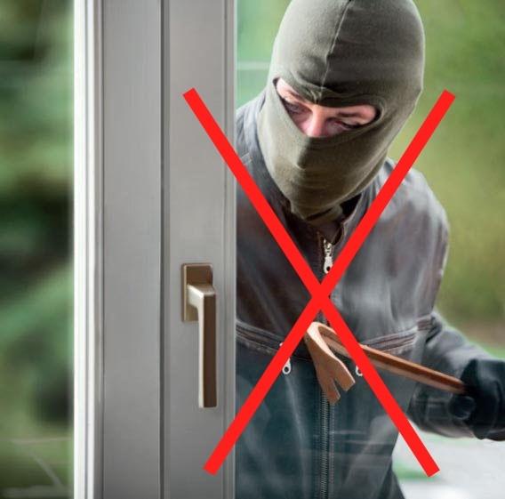 Против взлома нет приема? О безопасности металлопластиковых окон.