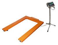 Весы паллетные до 600 кг ТВ4-600-0,2-U(1200х800х90)-12