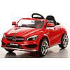 Детский электромобиль Mercedes BENZ M 3183 BR: 12V, пульт 2.4G с экраном, радар-Красный- купить оптом