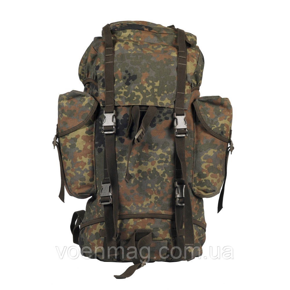 Рюкзак бундесвера 65 литров использование рюкзак м75 армии австрии