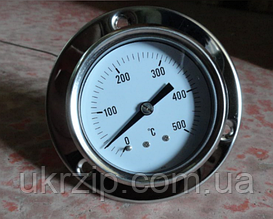Термометр +500°C (длина капилляра 1600 мм) для печи/духовки