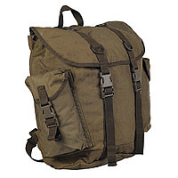 Горно-егерский рюкзак армии Бундесвер (Германия), олива, оригинал б/у