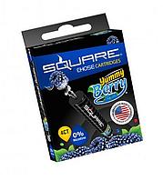 Картридж SQUARE для электронного кальяна . Yummy Berry (лесная ягода), фото 1