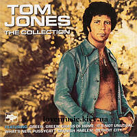 Музыкальный сд диск TOM JONES The collection (1995) (audio cd)