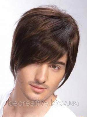 Натуралные мужские парики