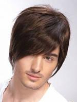 Парик мужской, натуральный волос