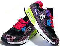 Детские кроссовки для девочек CLIBEE Польша размеры 31-36