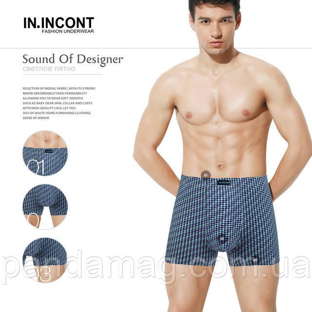 Трусы (боксеры) мужские Incont Indena - 60грн. Упаковка 2шт - p.L
