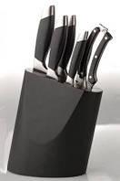 """Набор ножей """"Geminis"""" 7 предметов в черной колоде 1307138 BergHOFF"""