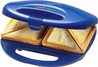 Сендвичница 3477-5016 ST blue Bomann на 4 бутерброда