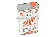 Масло   4T, 1л   (SAE 10W40, полусинтетика, mod: Honda)   (Корея)