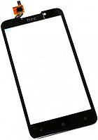 Сенсор (тач скрин) HTC Desire 516 black (оригинал)