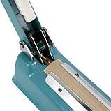 Запайщик пакетов ремкомплект 3мм x 400мм нагревательный элемент FS400 PFS400 SF400 PSF400 пайщик, фото 7