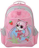 Рюкзак школьный ортопедический Dr.Kong Z071 розовый