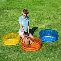 Детский надувной бассейн Bestway 51112 , 64х25 см, фото 1