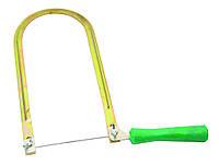 Лобзик ручной, рамка плоского сечения Mastertool 14-2200