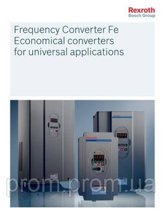 Преобразователи частоты Bosch Rexroth, фото 2