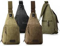 4 цвета школьный рюкзак на одно плече BUGATTI