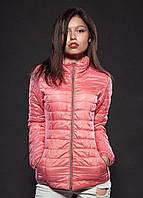 Женские стеганные куртки, норма и баталы