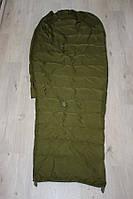 Спальный мешок зима олива, оригинал, армия Канада, Б/У, фото 1