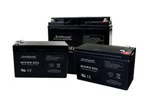 EverExceed Micro Gel Range VRLА
