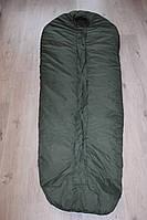 Двух-модульный спальный мешок Британской армии, оригинал, Б/У