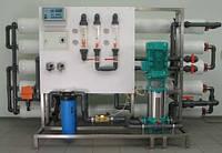 Установка обратного осмоса тип УОФ-1500, производительностью до 2000л/час