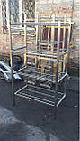 Стеллаж-сушка для посуды из нержавеющей стали, фото 3
