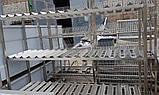Стеллаж-сушка для посуды из нержавеющей стали, фото 4