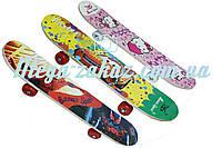 Скейтборд детский мини Smart, 60х15 см