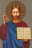 Схема для вышивки бисером А2+ Спаситель Иисус Христос КМИ 1001