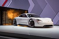 Автоновости: Электрокар от Porsche появится в 2020 году.