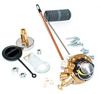 Мультиклапан Tomasetto c ВЗУ R67-00 для цил. балл. D300-30, кл.А левый