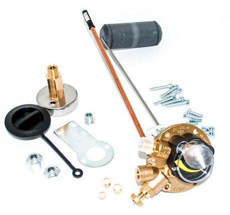 Мультиклапан Tomasetto c ВЗУ R67-00 для цил. балл. D360-30, кл.А, вых. D8