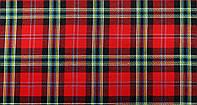 Шотландка  красно-чёрная  3693125467