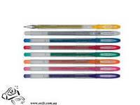 Ручка Uni Ball Signo UM-120 0.8мм белая гель