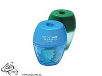 Точилка EconoMix E40604 с пластиковым контейнером