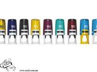 Оснастна Колоп д/кругл печати диам 40 мм пласт (з ковпачком, 12 кольорів корпусу)