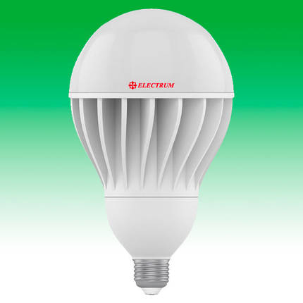 Светодиодная лампа LED 30W 4500K E27 ELECTRUM LG-30 (A-LG-1516), фото 2
