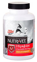 Глюкозамин для собак Nutri-Vet Hip & Joint Regular