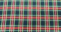 Шотландка  красно-зелёная  3692755467