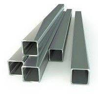 Труба 20х20х1,0 сварная стальная квадратная