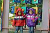 Куртка-жилетка детская на девочку, фото 6