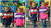 Куртка-жилетка детская на девочку, фото 7