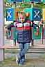 Куртка-жилетка детская на мальчика, фото 3