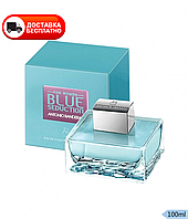 Женская туалетная вода Antonio Banderas Blue Seduction for Women EDT 100 ml