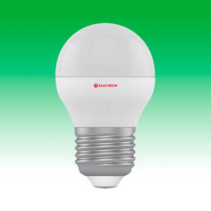 Светодиодная лампа LED 2W 4000K E27 ELECTRUM LB-2 (A-LB-1844), фото 2