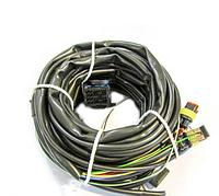 Проводка к блоку управления STAG-300 ISA2, 6 цил, разъемы: тип Valtek, PS-02/2