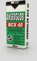 Клеевая смесь для приклеивания и защиты теплоизоляционных плит  (25кг) ANSERGLOB ВСХ-40