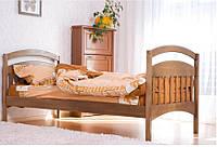 """Детская односпальная деревянная кровать """"Арина"""""""